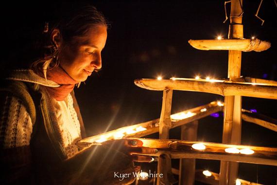 Kyer-water scultureat beloved
