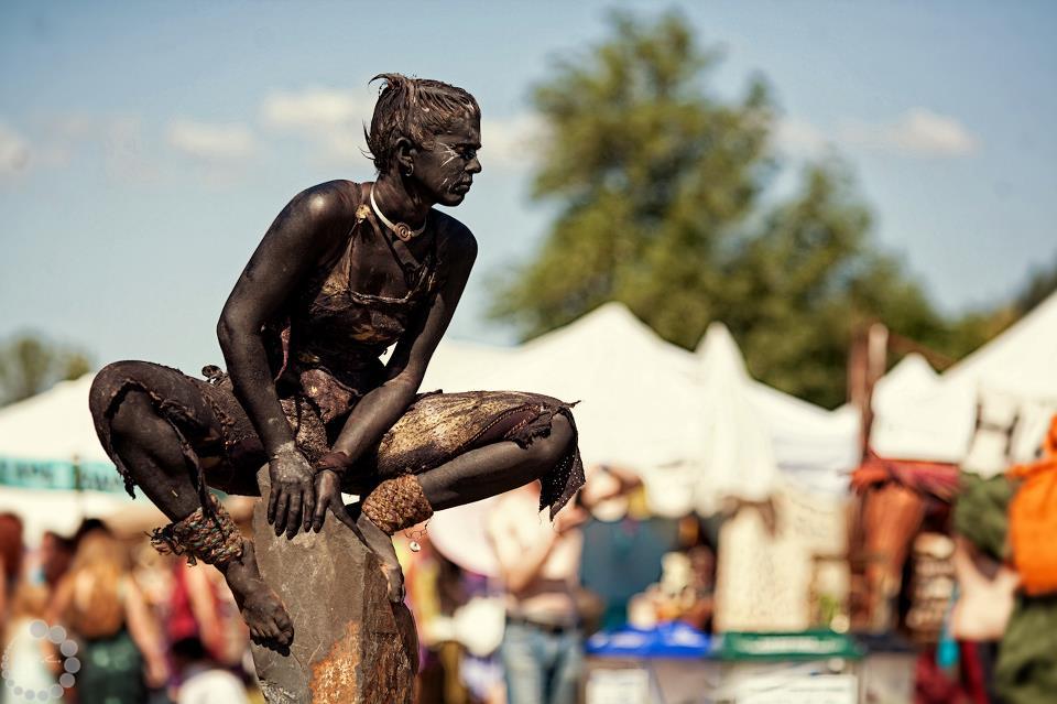 Faerieworlds festival bohemian
